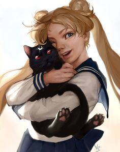 9 Sailor Moon Fan Arts That Will Make You Love The Show Even More