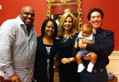 """Pastor John Gray opens up about his relationship with Pastor Osteen and their """"different expressions."""""""