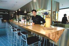 Le restaurant Pierre Sang Boyer à Oberkampf, finaliste Top Chef 2011