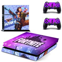 Faceplates, Decals & Stickers Video Games & Consoles Skin Sticker For Playstation 4 Ps4 Tuning Mapping Elaborated Pop Skin Naruto #03 Making Things Convenient For Customers