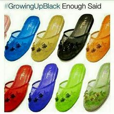 shoes, growing up black, and chinese slippers image Funny Black People Memes, Really Funny Memes, Funny Relatable Memes, Haha Funny, Hilarious, Lol, Funny Tweets, Funny Shit, Funny Stuff
