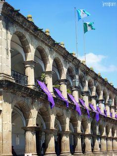Palacio Nacional - Guatemala