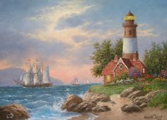 Fire Island Lighthouse Dennis Lewan
