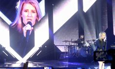 ELLIE GOULDING LIVE IN VIENNA  –  OUTSIDE   (Calvin Harris) 29.1.2016 LYRICS IN INFO!!!