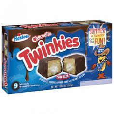 Hostess Chocodile Twinkies 13.02 OZ (369g)