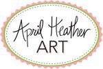 Heather Davulcu, planned on becoming an artist from the time she can remember as a little girl growing up in Texas.  Her mother often told her to go outside and play or she would get rickets--but she just wanted to stay inside and draw for hours on end.   Heather lives in charming Bucks County with her husband and two sweet girls.  She happily paints and creates in her home studio with the company of one very prissy poodle