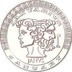 January 2016 Janus, Greek Words, Make Your Mark, Third Eye, Occult, Pendant, Logos, Tattoos, January 2016