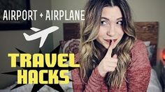My best TRICKS, TIPS and HACKS on how to make your airport and airplane travel better! Check out the deal to travel.http://travelsuitcase.net/flights/