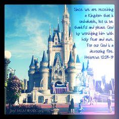#VerseOfTheDay Hebrews 12:28-29