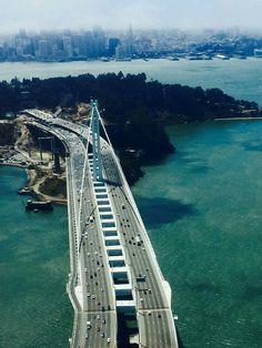 Oakland Bay Bridge, CA
