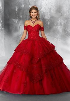 Pretty quinceanera mori lee valencia dresses, 15 dresses, and vestidos de quinceanera. We have turquoise quinceanera dresses, pink 15 dresses, and custom Quinceanera Dresses! Mori Lee Quinceanera Dresses, Turquoise Quinceanera Dresses, Quinceanera Party, Quinceanera Decorations, Red Ball Gowns, Ball Dresses, Red Gowns, Pageant Dresses, Xv Dresses