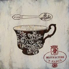 Paris Tea (Stefania Ferri)