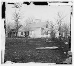 Centreville, Va., vicinity. Mrs. Spinner's house