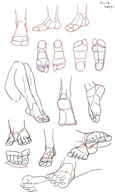 Anatomy Drawing Tutorial Queen - Somebody To Love - Drawing Legs, Feet Drawing, Body Drawing, Drawing Hands, Manga Drawing, Sketch Drawing, Human Anatomy Drawing, Human Figure Drawing, Anatomy Art