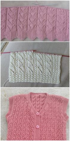 Baby Knitting Patterns, Knitting Stiches, Easy Knitting, Knitting Designs, Knitting Projects, Stitch Patterns, Knitted Bags, Knitted Blankets, Knitting Accessories