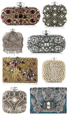 Marchesa Evening Bags