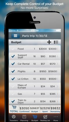 The Pro Travel Planner App Makes Organizing a Trip Super Easy #sponsoredreview