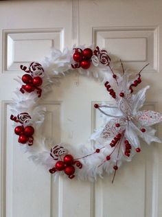 Red & white holidays