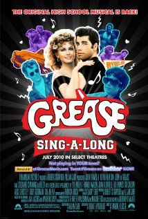 Grease:  Good girl Sandy and greaser Danny fell in love over the summer. But when they unexpectedly discover they're now in the same high school, will they be able to rekindle their romance?  (1978)