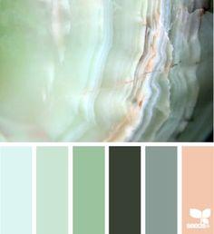 mineral tones | design seeds | Bloglovin