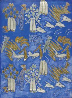 Sara Lipska Projekt haftu ok 1925 30 Musées de Poitiers