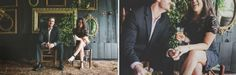 Compelling Cedarwood Engagement Session by Teale Photography | Cedarwood Weddings