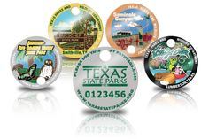 Texas State Parks want to let you know about items such as patches, hiking stick medallions, t-shirts, and more.  Read the full article for more details on how Pathtags are being used to attract visitors and reward participation in their park programs, as well as for a list of parks who will have custom Pathtags for purchase in their shops!