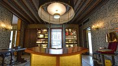 Luxury publisher Assouline's opened a bookstore last year in an old palazzo in Venice.