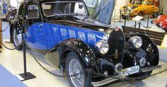 BUGATTI TYPE 57 1934-1940 FRANCE