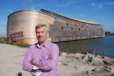 Zo ziet de Ark van Noah er uit