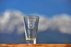 Verre à limonade Ronde Edelweiss blanc Création : A. Passaquin Crédit Photo : JP.Noisillier/nuts.fr