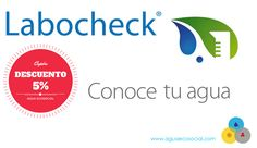 Labockeck analiza tu agua