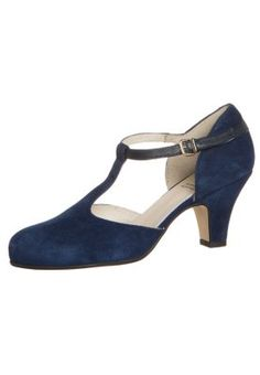 cede09648f202 Chaussures KMB ELIKE - Escarpins - ante marine nepal marine tono bleu  105,