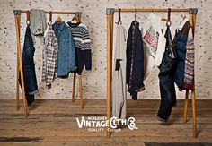 Get inspired by some of this season's coolest authentic autumn alternatives from JACK & JONES VINTAGE CLOTHING.  #vintage #clothes #wardrobe #fashion #style #look #outfit #trend #autumn #collection