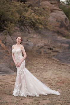 Allure Bridals is one of the premier designers of wedding dresses, bridesmaid dresses, bridal and formal gowns. Bridal And Formal, Bridal Wedding Dresses, Dream Wedding Dresses, Bridesmaid Dresses, Wedding Attire, Bridal Photoshoot, Plus Dresses, Bridal Collection, Ball Gowns