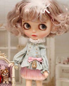 Blythe Dolls, Barbie Dolls, Smart Doll, Anime Dolls, Little Doll, Felt Dolls, Fashion Dolls, Tutu, Doll Clothes