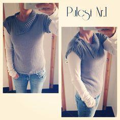 Pattern: Plain and Simple Pullover by Veera Välimäki
