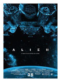 Alien - John J Hill ----