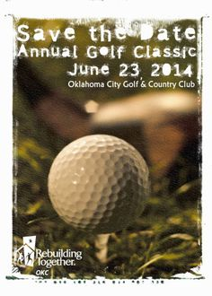 The 19th Annual Golf Classic hosted at Oklahoma City Golf & Country Club! Register now online!!