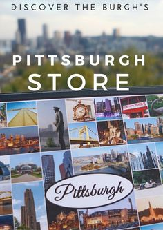 Looking to shop for Pittsburgh affiliated products? Check out our shopping guide for some of the best products found in and around the city!