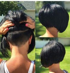 10 Alive Hacks: Updos Hairstyle For Medium Hair asymmetrical hairstyles shoulder length.Bob Cut Hairstyles Eye Makeup women hairstyles for fine hair face shapes.Shag Hairstyles With Bangs. Pixie Hairstyles, Hairstyles With Bangs, Everyday Hairstyles, Quick Hairstyles, Feathered Hairstyles, Updos Hairstyle, Hairstyle Ideas, Hairstyles 2018, Wedding Hairstyles