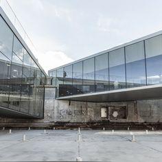 Danish National Maritime Museum,© Rasmus Hjortshøj