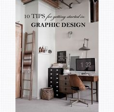 10 Tips For Getting Started in Graphic Design | Wonder Forest: Style, Design, Life.