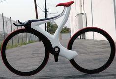 Glide Track Bike by Michael Shrewsbury