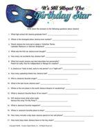 Adult Birthday Party Games for Friends, Parents, Over the Hill Birthday Parties