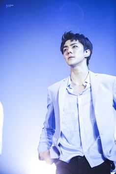 Sehun - 160729 Exoplanet #3 - The EXO'rDium in Seoul Credit: All Of Sehun.