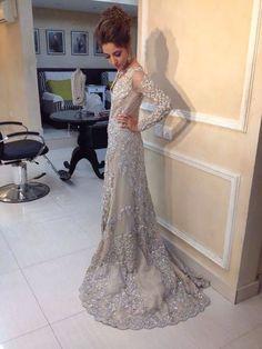 Mina Hassan bridal