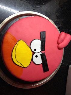 Torta Angry Birds