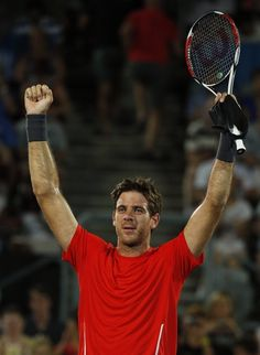 Juan Martin Del Potro | Ranking The Top 20 Men's Tennis Players By Hotness