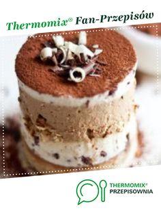 Tort latte-macchiato z jogurtem Latte Macchiato, Tiramisu Cheesecake, Something Sweet, Food And Drink, Ethnic Recipes, Thermomix